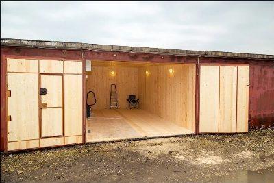 Ремонт металлических гаражей спб куплю гараж самара ленинский